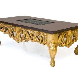 Antique Gold Center table